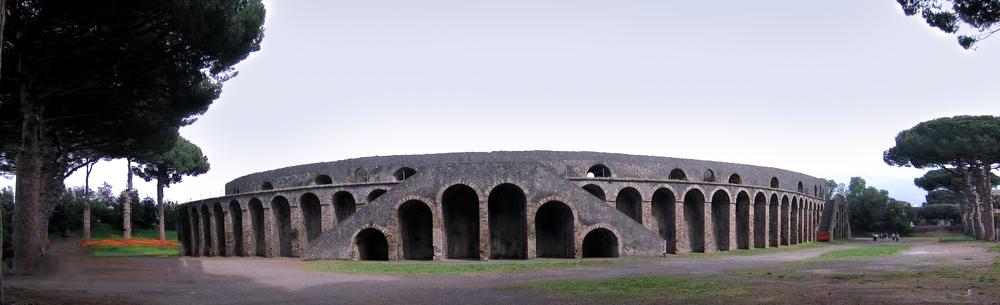 Itinerari Pompei